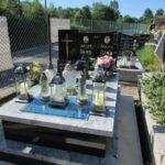 Cmentarz Parafialny na Kaletowie - Część B 1
