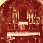 Prezbiterium lata 70-te