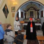 10 luty 2013 rok - wizyta kardynała Stanisława Dziwisza