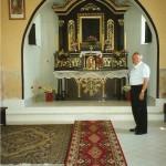 Proboszcz ks Marian Juraszek