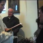 5 luty 1994 rok - ślub Maria i Janusz Kościelniak