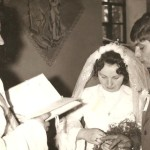 29 październik 1977 rok - ślub Olga i Jan Wilkos