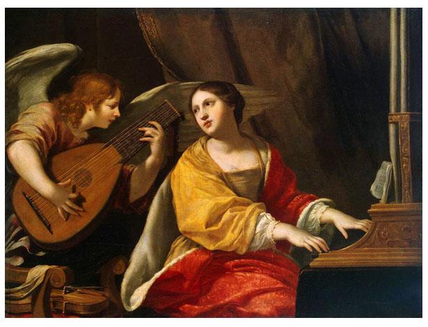 St Cecilia 1