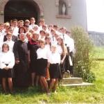 Absolwenci Szkoły Podstawowej 1992 rok
