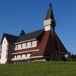 Nowy parafialny kościół