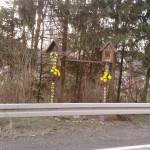 Kapliczka na osiedlu Cygale