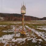 Kapliczka na osiedlu Drągi