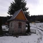 Kapliczka na osiedskielu Pańskie