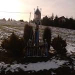 Kapliczka na osiedlu Szymony