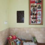Księga próźb i podziękowań, pocztówki, obrazki Matki Boskiej Częstochowskiej, zdjęcia w Kaplicy z kardynałem Stanisławem Dziwiszem
