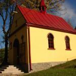 Kaplica lata 90-te