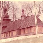 Stary kościół po remoncie