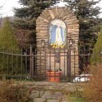 Kapliczka na osiedlu Trzepaczki