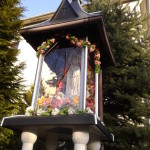 Kapliczka na osiedlu Sukówka