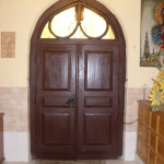 Wymiana drzwi wejściowych 4 kwiecień 2011 rok