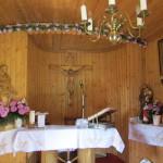 Kapliczka na osiedlu Chęcie