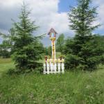 Kapliczka na osiedlu Chałpki