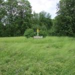 Kapliczka na osiedlu Chrustki