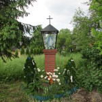 Kapliczka na osiedlu Puty