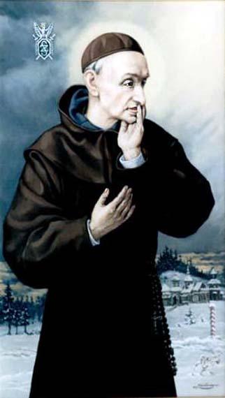 św. Rafał Kalinowski, prezbite