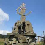 """Pomnik na """"Mogile"""" żołnierzy poległych w 1939 roku"""