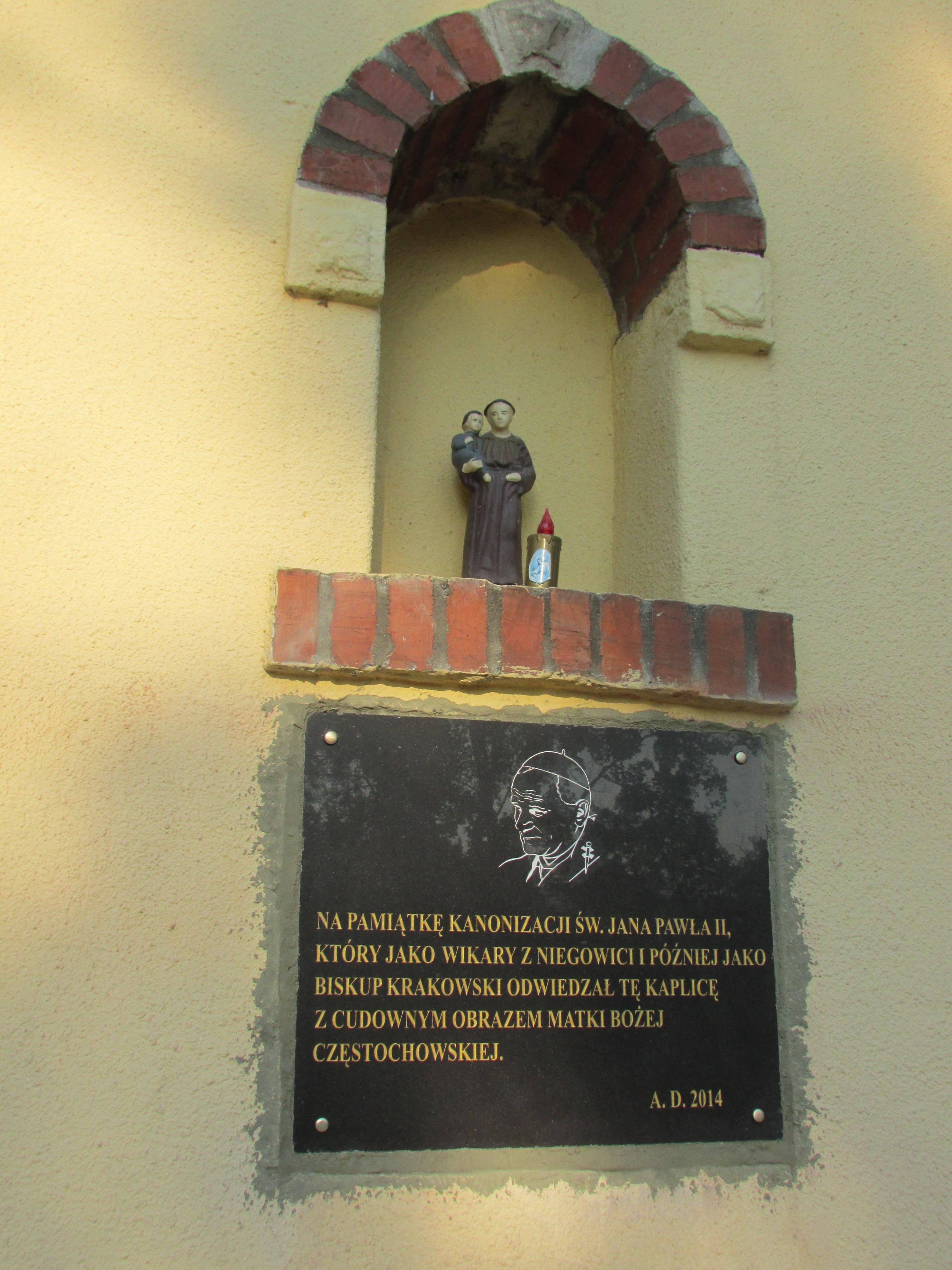 Pamięci św. Jana Pawła II