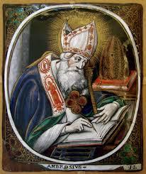 św. Ambroży, biskup i doktor Kościoła