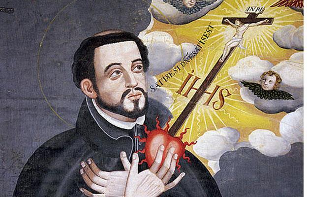św. Franciszek Ksawery, prezbiter