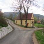 Kaplica Na Brzegu na Szlaku Papieskim
