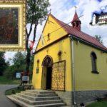 Kaplica Na Brzegu - Matki Boskiej Jasnogórskiej na Szlaku Papieskim Beskid Wyspowy