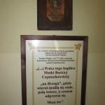 Tak o Kaplicy Na Brzegu zapisał św. Jan Paweł II