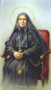 Św. Franciszka Ksawera Cabrini, dziewica, zakonnica
