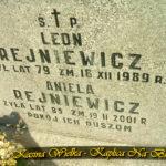 Ś.P. Leon i Aniela Rejniewicz