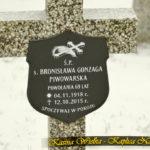 Ś.P. Siostra Bronisława Gonzaga Piwowarska