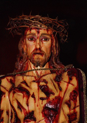 ciało jezusa z krwi