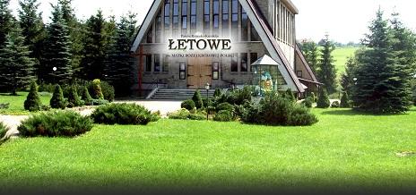 Parafia w Łętowe