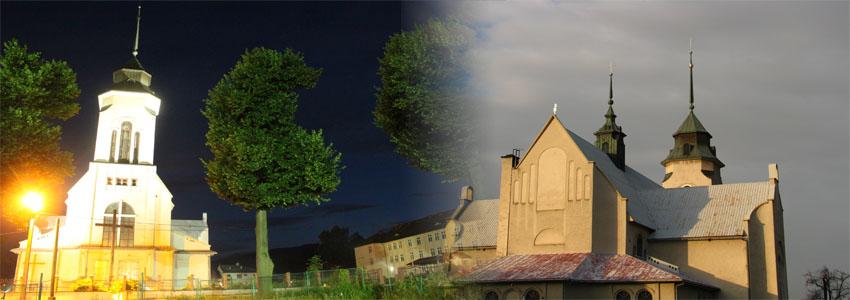 Parafia w Dobrej