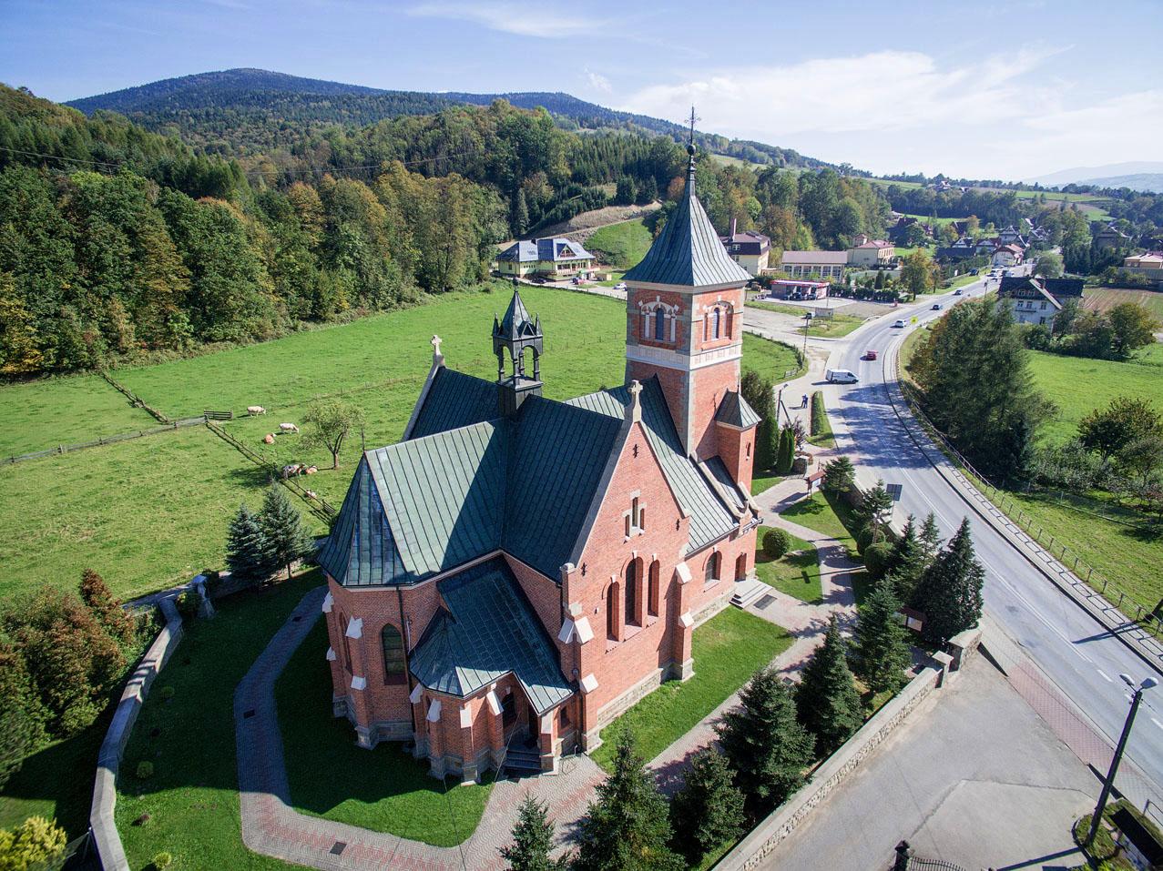 Parafia w Kasince Małej