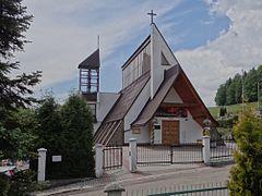 Parafia w Rabie Niżnej