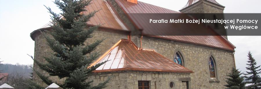Parafia w Węglówce