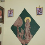 Stacje Drogi Krzyżowej w Kaplicy Na Brzegu - Kasina Wielka