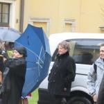 Spotkanie opiekunów Szlaków Papieskich u kard. Stanisława Dziwisza - Kraków 14 marca 2015r.
