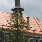 Kościół w parafii pw. MB Królowej Polski w Łętowem