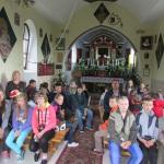 Grupa Młodzieżowa z Domu Polskiego na Białorusi z Mohiler
