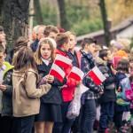 Święto Niepodległości 2015r. - Łososina Górna