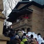 Misterium w Kalwarii Zebrzydowskiej – Wielki Piątek 25 marca 2016r.