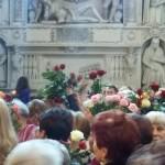 św. Rita odpust 22 maj 2016 r. kościół św. Katarzyny Aleksandryjskiej w Krakowie