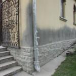 Remont elewacji kwiecień 2016 rok