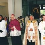 Nawiedzenie Kopii Obrazu MB Częstochowskiej 23 sierpnia 1999 rok