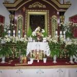 Miniatury Symboli ŚDM w Kaplicy Na Brzegu – 31 maj